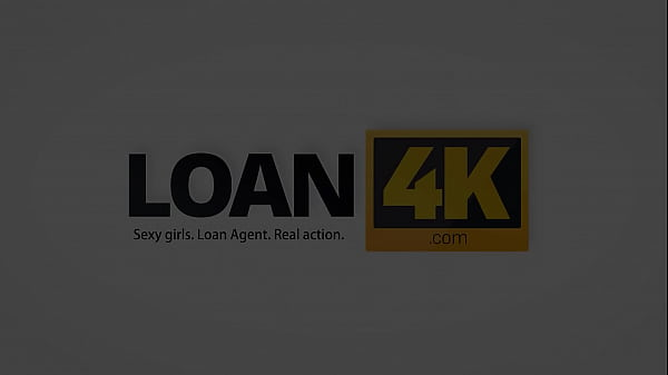 LOAN4K. Fucking is an easy way for a kinky chick to get the money